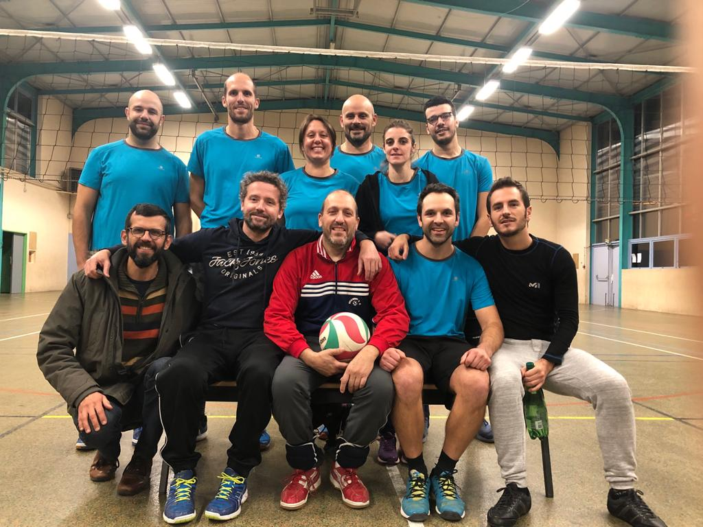 Team Jean Monnet 2018/2019