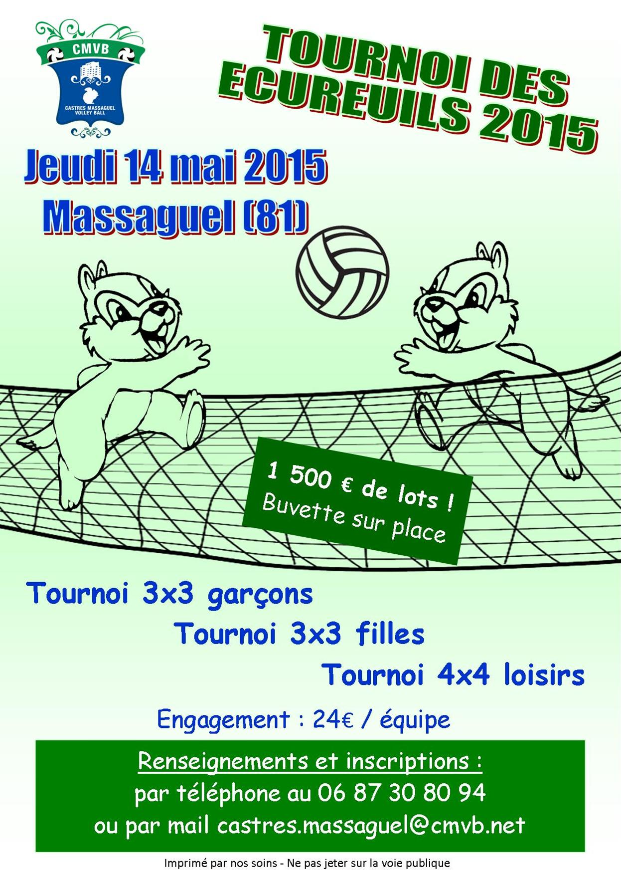 Tournoi massaguel 15